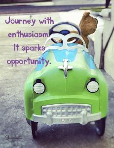 Journey with Enthusiasm